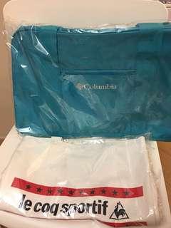 Columbia 旅行 大手提袋lecoq sportif 手挽袋
