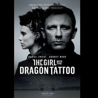 [Rent-A-Movie] THE GIRL WITH THE DRAGON TATTOO (2011)