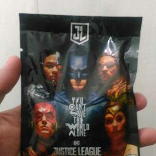 Justice League Spinners