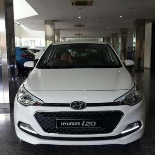 Hyundai ALL New i20 Dp0%