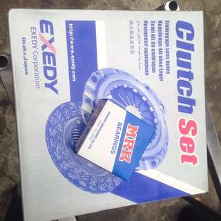 Exedy Manual Clutch kancil