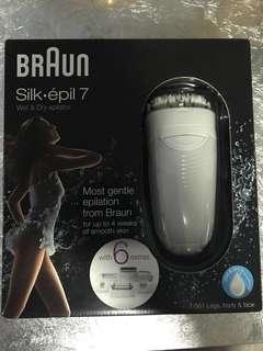 Braun Silk Wet & Dry Epilator - SE7561