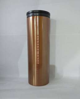 Starbucks Thumbler Reserve (Gold)