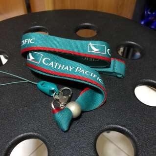 Lanyard CX Cathay Pacific Airways