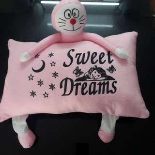 Baby velvet pillow