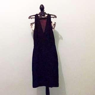 Prada Color Block Shift Dress