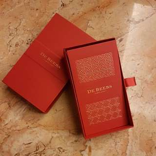 De Beers Chinese New Year Ang Pao Packets