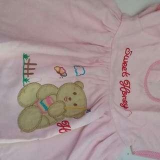 baju bayi fit 12m