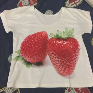 T-shirt Stawberry