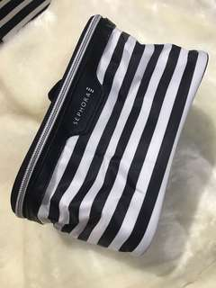 SEPHORA TRAVEL POUCH (MAKE-UP)