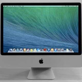 iMac 21.5 inch 320GB, 3GB ram, 2.4ghz