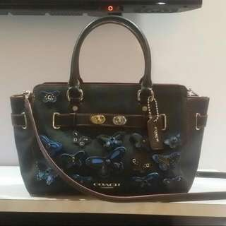 Coach Blake Carryall 25 Butterfly