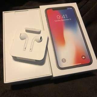 iPhoneX - 全新 EarPods 耳機