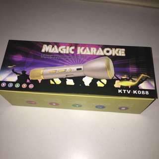 Magic Karaoke KTV-K088 藍牙咪 K歌神器