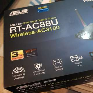 Asus RT-AC88U Wireless-AC3100 Router