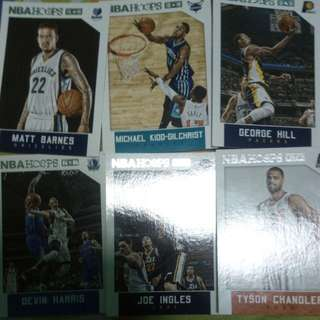 Authentic nba cards