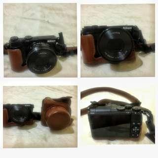mirrorless camera nikon 1 j5