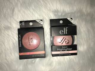 elf BLUSH & HIGHLIGHTER