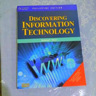 Discovering Information Technology