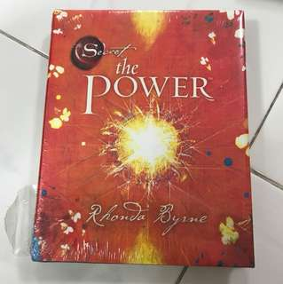 Secret the power by Rhonda Byrne