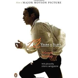 Twelve Years a Slave (film tie-in) - by Solomon Northup