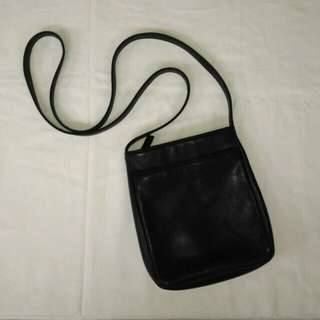 Authentic Nine West Leather Sling Bag