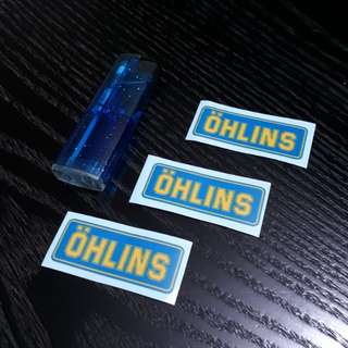 OHLINS Decal