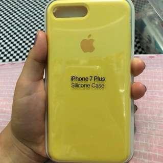 Apple Silicon Case (7plus/8plus)