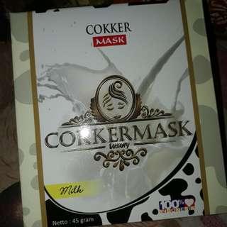 Cokkermask Varian Milk