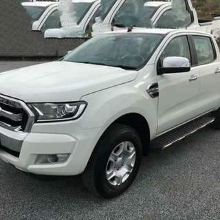 Ford Ranger Thai Regn