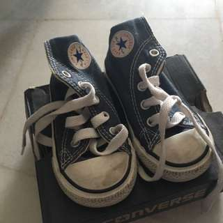 Authentic Converse Shoe