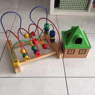 Ikea Wooden Toys