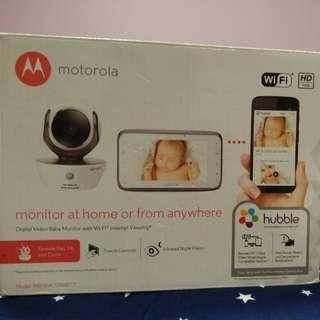 Motorola Digital Video Baby Monitor with Wi-Fi Internet Viewing