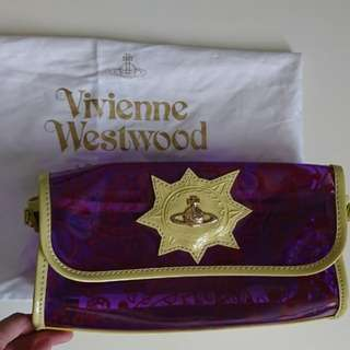 Vivienne Westwood clutch