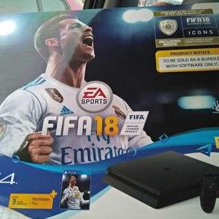 PS4 SLIM BUNDLE FIFA 18