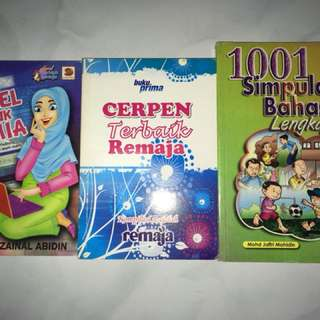 Malay Language Books