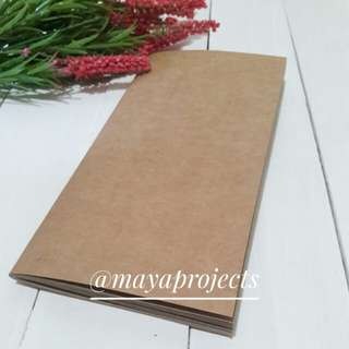 Dotted Journal Brown