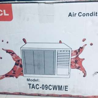 brand new TCL aircon