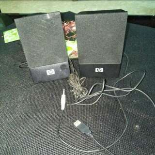 Speakers HP