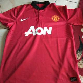 Jersey manchester united home
