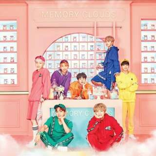 BTS 4TH MUSTER GOODS