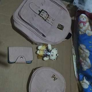 New arrival bag 3in1