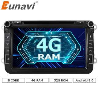 (NEW) Car Android DVD Player for VW