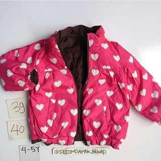 Jaket Anak 3 T