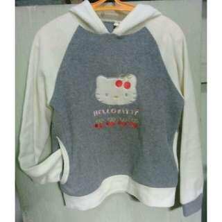 Sweater/jaket Hello Kitty import
