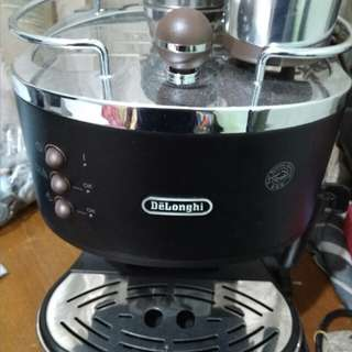 Jual cepat coffee maker mesin kopi espresao machine delonghi