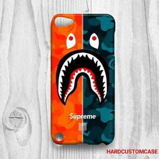 Bape Supreme iPod Touch 5 Custom Hard Case