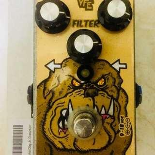 VFE AlphaDog pedals (Junior series)