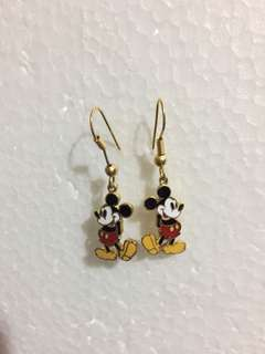 Micky mouse ear ring