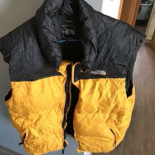 The north face 羽絨 背心 down best